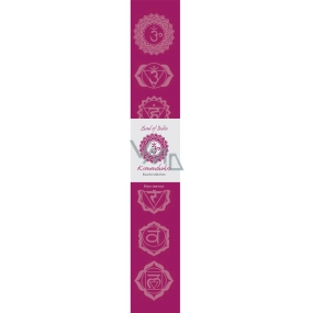 Incense sticks Seventh chakra Pink 14 pieces