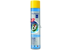 Cif Professional Multi Surface Dust Cleaner and Polishing Spray 400 ml