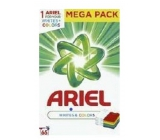 Ariel Whites + Colors powder for colored and white laundry detergent 65 doses of 4,875 kg
