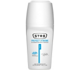 Str8 Protect Xtreme ball antiperspirant deodorant roll-on for men 50 ml