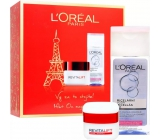 Loreal Paris Revitalift anti-wrinkle day cream 50 ml + micellar water for normal and combination skin 200 ml, cosmetic set
