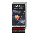 Syoss Professional hair color 3-51 Charcoal silver