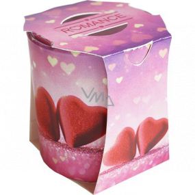 Admit Verona Romance - Romance scented candle in glass 90 g