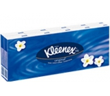 Kleenex Original hygienic handkerchiefs 3-layer 10 pieces