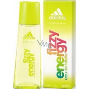 Adidas Fizzy Energy EdT 50 ml eau de toilette Ladies