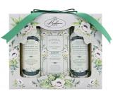 Bohemia Gifts Hemp shower gel 100 ml + toilet soap 100 g + hair shampoo 100 ml, cosmetic set
