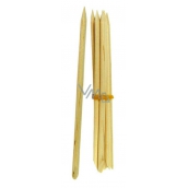 Elite Models ASST Wood for the treatment of the cuticle 10 pieces