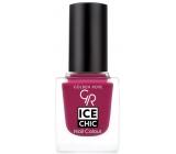 Golden Rose Ice Chic Nail Color nail polish 34 10.5 ml