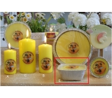 Lima Citronela Mosquito Candle Fragrant Repellent Garden Square 190 g