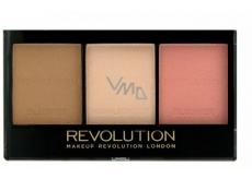 Makeup Revolution Ultra Sculpt & Contour Kit Brightening Contour Kit C01 11 g