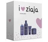 Ziaja Acai Berry Regenerating Face and Neck Face Cream 50 ml + skin tonic with hyaluronic acid 200 ml + shower soap with moisturizing balm 300 ml + moisturizing body foam 200 ml, cosmetic set