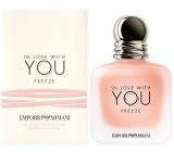 Giorgio Armani Emporio In Love with You Freeze EdP 100 ml Women's scent water
