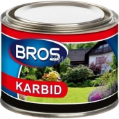 Bros Carbide granulated to repel moles 500 g