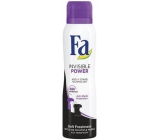 Fa Invisible Power deodorant antiperspirant sprej pro ženy 150 ml
