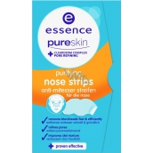 Essence Pure Skin Purifying Nose Strips 3 Piece Cleansing Nose Strips