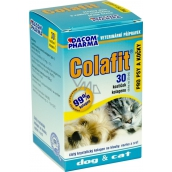 Dacom Pharma Colafit Dog and Cat for dogs and cats 30 cubes