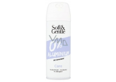 Soft & Gentle Care Kokosová voda Antiperspirant deodorant sprej pro ženy 150 ml