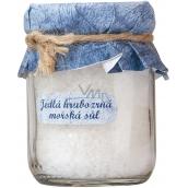 Bohemia Gifts & Cosmetics Edible coarse-grained sea salt 60 g