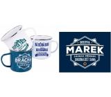 Albi Tin mug named Marek 250 ml