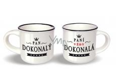 Pair Mini Cups UNI NPH 003 Pan perfect / Ms. always perfect