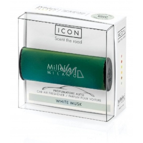MF.Icon Car Fragrance Classic / White Musk Green