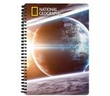 Prime3D notebook A5 - Earth & Sun 14.8 x 21 cm