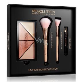 Makeup Revolution HD Pro Strobe Revolution Brightening Kit