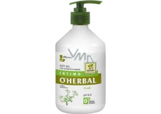 About Herbal Fresh Yarrow gentle gentle gel for intimate hygiene 500 ml