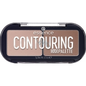 Essence Contouring Duo Palette duo 10 Lighter Skin 7 g