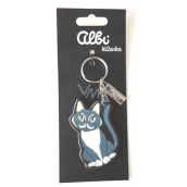 Albi Original PVC Keychain Cat 11 cm