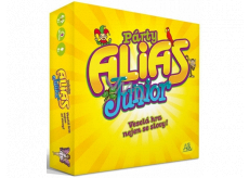 Albi Party Alias Junior 2nd edition team party game for kids 8+