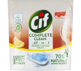 Cif All in 1 Lemon dishwasher tablets 26 pieces