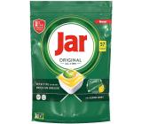 Jar Original All in One Lemon dishwasher capsules 57 pieces