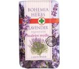 Bohemia Gifts & Cosmetics Lavender toaletní mýdlo 100 g
