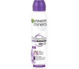 Garnier Mineral Protection Floral Fresh 48h antiperspirant deodorant spray for women 150 ml