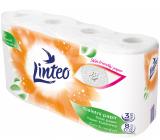Linteo Care & Comfort toilet paper 3 ply 15 m 8 pieces