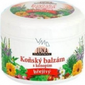 Luna Natural Equine balm with warm hemp 300 ml