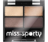 Miss Sports Studio Color Quattro Eyeshadow 403 Smoky Brown Eyes 3.2 g