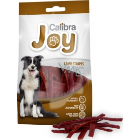Calibra Joy Lamb meat supplement for dogs 80 g