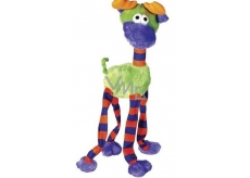 The toy plush pet violet with long legs
