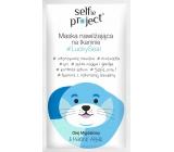 Selfie Project hydrat. textile. LuckySeal Mask 15ml 0767