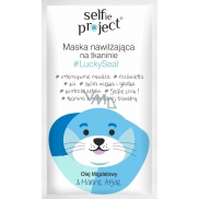 Selfie Project hydrat. textile. LuckySeal Mask 15ml 0767
