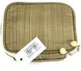 Diva & Nice Chinese Style Cosmetic handbag gold 13 x 10.5 x 3 cm