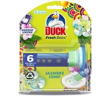 Duck Fresh Discs Jasmine Jump WC gel for hygienic cleanliness and freshness of your toilet 36 ml