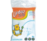 Linteo Baby Disposable bibs 10 pieces suitable for traveling