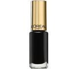 Loreal Paris Color Riche Le Vernis nail polish 702 Black Swan 5 ml