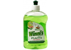 Winnis Piatti Lime Ecological concentrated hypoallergenic dishwasher detergent 500 ml