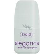 Ziaja Elegance Creamy antiperspirant deodorant cream roll-on for women 60 ml