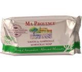 Ma Provence Bio Almond blossoms genuine Marseille toilet soap 200 g