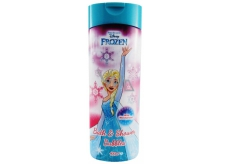 Disney Frozen 2v1 pěna do koupele a sprchový gel 400 ml